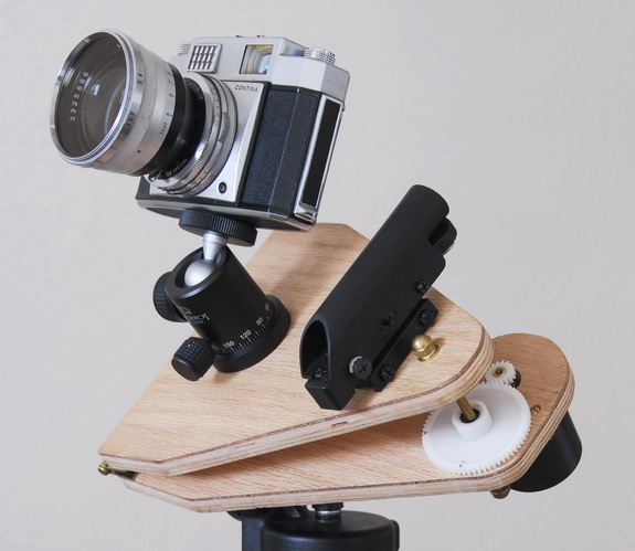 Diy Tracking Platform For Astrophotography The Golden Hour